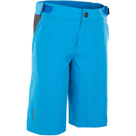 ION Traze AMP Bike Shorts Women inside blue
